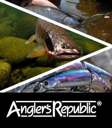 Angelshop - Anglers Republic Forellenwobbler