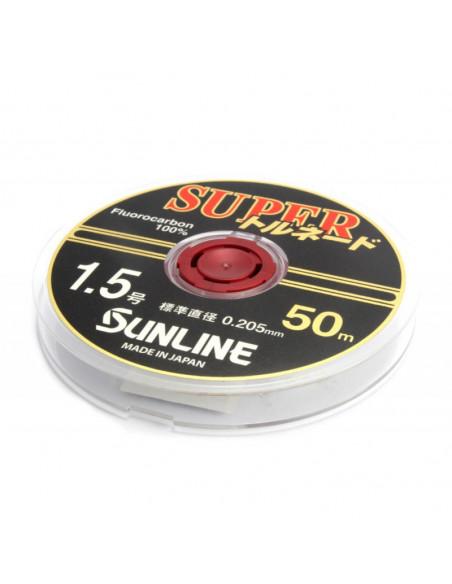 Sunline Super Tornado Fluorocarbon Leader