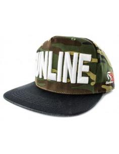 Sunline B B Snap Back Cap
