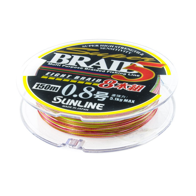 Sunline Super Braid5 8 Braid
