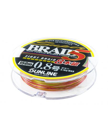 Sunline Super Braid5 8 Braid