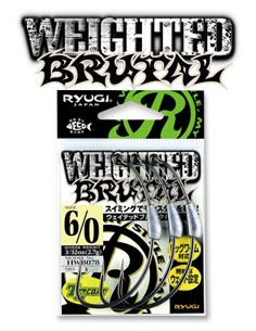 Ryugi Weighted Brutal