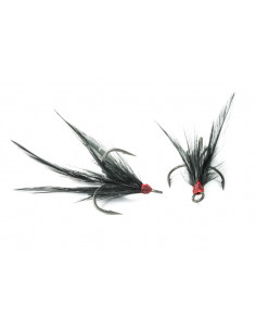Ryugi Featherd Treble Hook