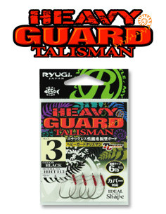 Ryugi Heavy Guard Talisman