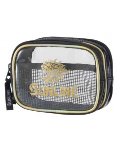 Sunline Fishing Tackle Pouch Double
