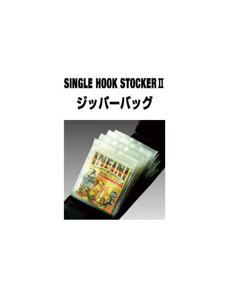 Ryugi Single Hook Stocker Zipper Bags