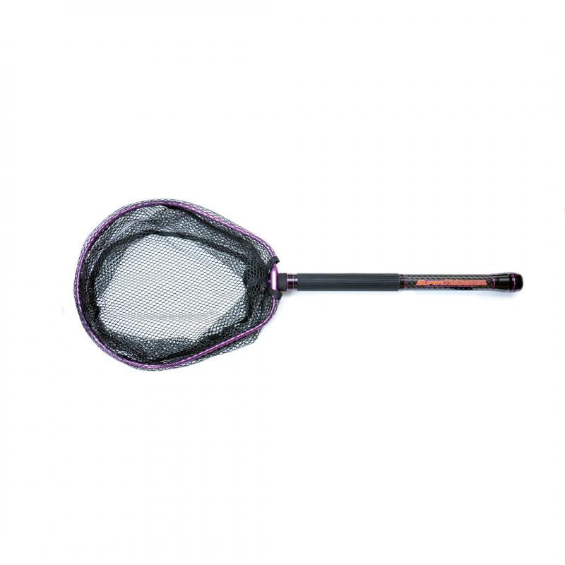 Qu-on Super Trickster Net 180 Set Purple