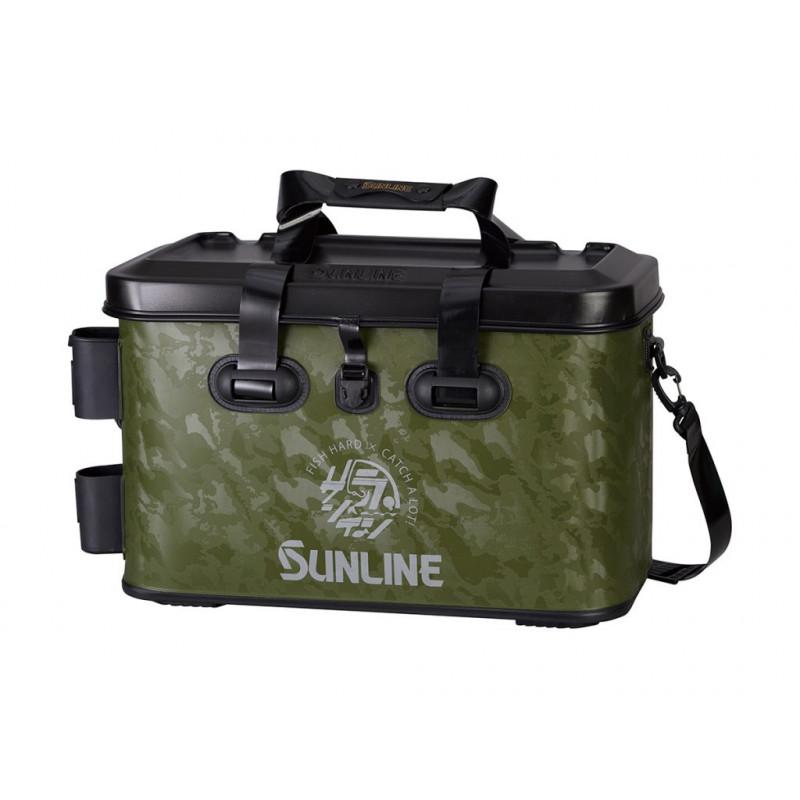 Sunline Tackle Bag Wide OLIVE