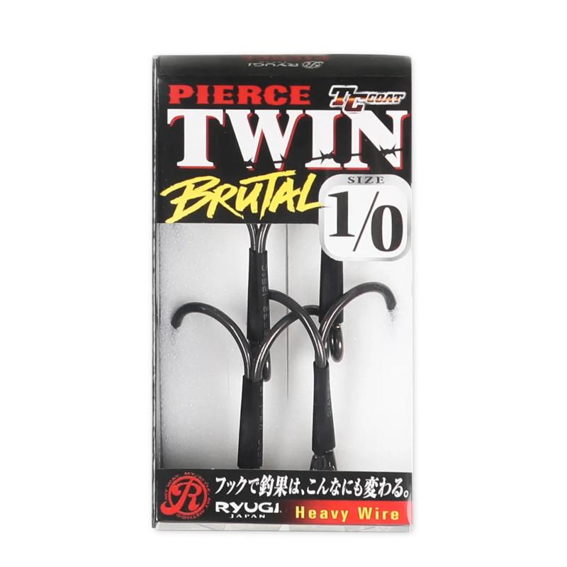 Ryugi Pierce Twin Brutal