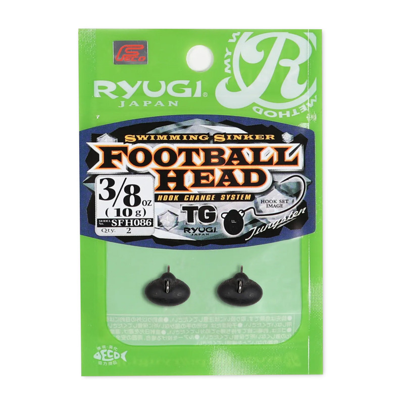 Ryugi Football Head TG