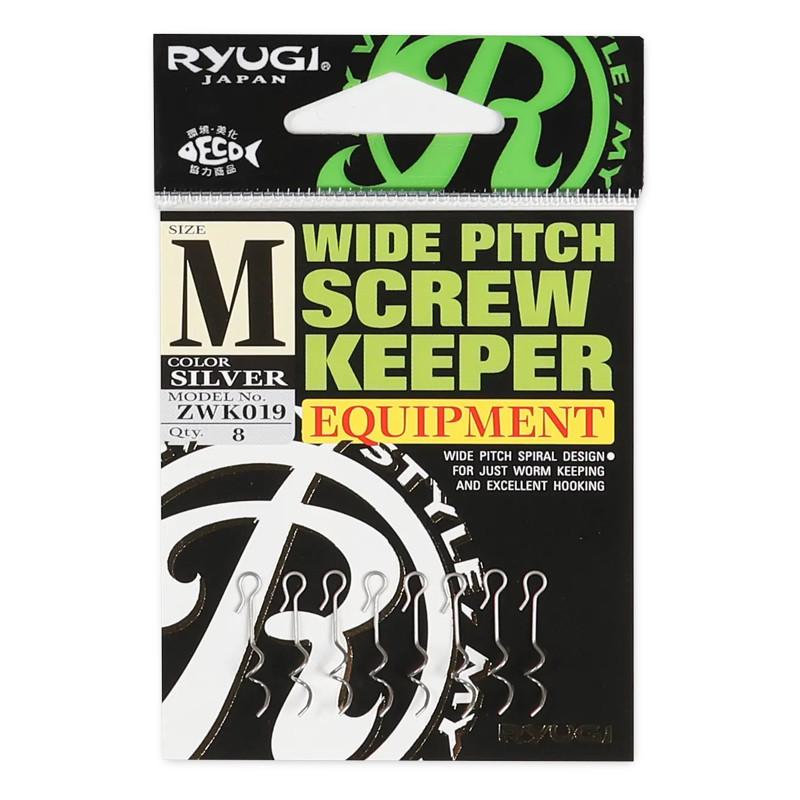 Ryugi Screw Keeper
