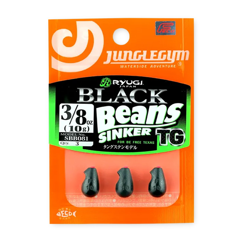 Ryugi Black Beans TG