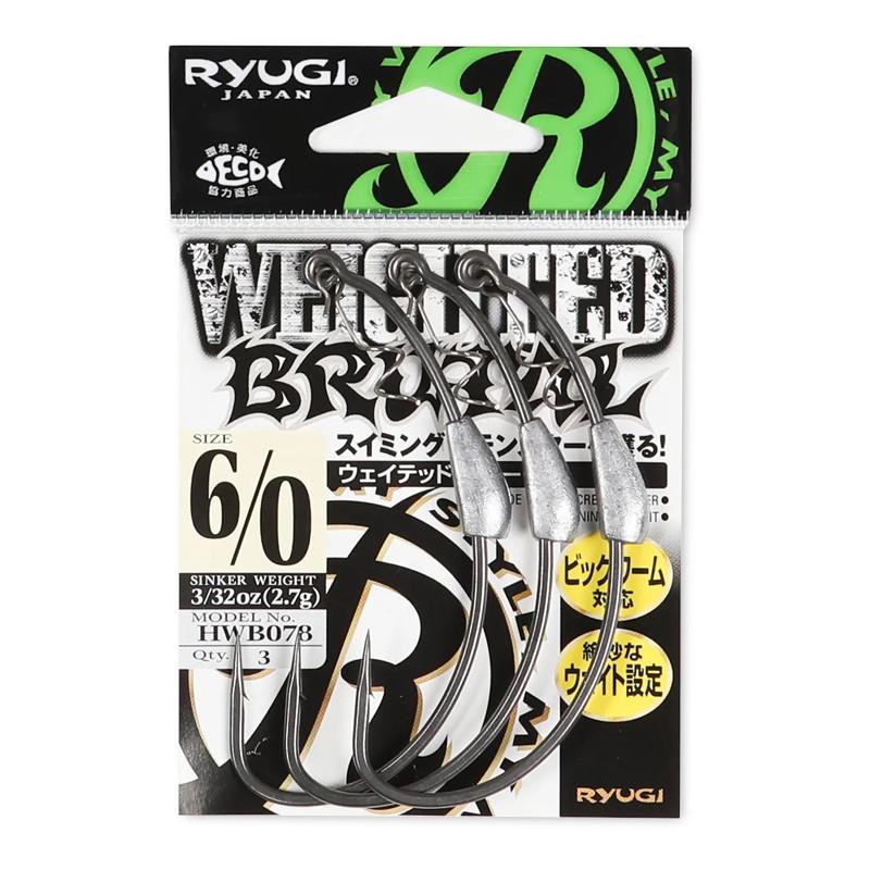 Ryugi Weighted Brutal