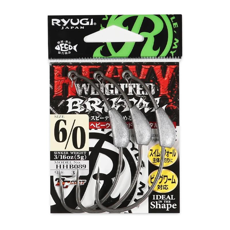 Ryugi Heavy Weighted Brutal