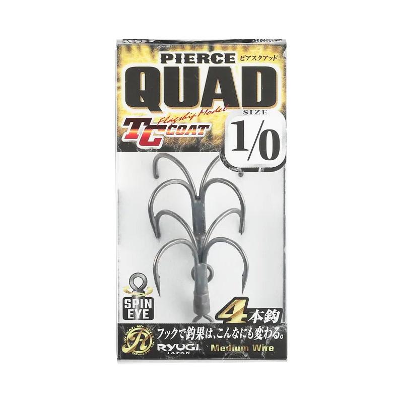 Ryugi Pierce Quad